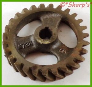 A73r John Deere A Ar Ao 60 Governor Drive Gear new Old Stock Never Installed