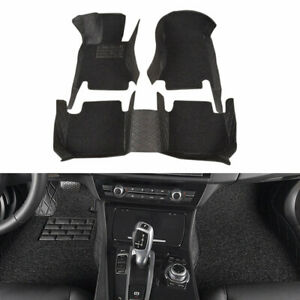 Car Floor Mats Luxury Carpet For Ford F 150 2011 2014 5 Seats 4 Door All Weather