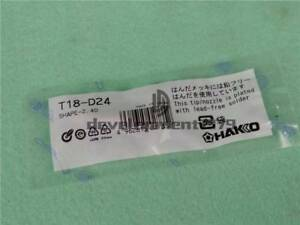 Soldering Tips T18 d24 For Hakko Fit Fx 888 fx888d