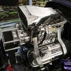 Blown Injected Reher Morrison Dart 565 Big Block Chevy Alcohol 1400 Hp