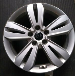 2017 Kia Sportage 17x7 5 Split Spoke Rim Wheel