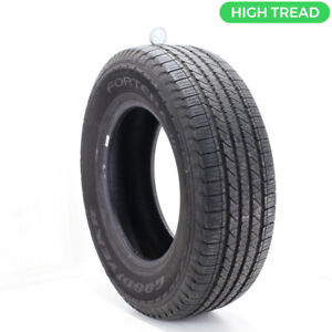 Used P 245 70r17 Goodyear Fortera Hl 108t 10 32