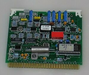 Wiltron 6647a Programmable Sweep Generator 66008 d 32107 Bias Yig Driver a7