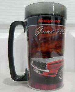New Snap On 1970 Plymouth Cuda Aar 340 6 Pack Beer Mug Cup Cool Man Cave Piece