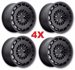 19 Wheels Rims Black Rotiform R137 Ccv