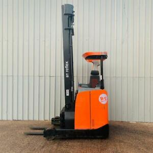 Bt Rre140 Used Reach Forklift Truck 3022