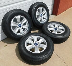 2004 2021 Ford F150 Expedition 17 Alloy Wheels Tires Lugs Oem 3995