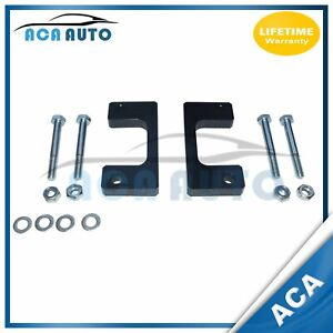 1 2 Front Leveling Lift Kit For Chevy Silverado 2007 2021 Gmc Sierra Gm 1500 Lm
