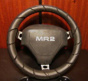 Custom 1989 Mr2 Steering Wheel From A 500 Superior Performance Products 10 Wheel