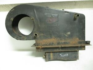 Mgb 1962 80 Smiths Heater Box With Air Duct And Core