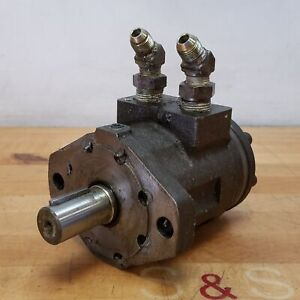 Nippon Gerotor Co Orb h 050 2pm Oil Pump Motor Used