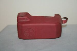 Toyota Scion Positive Post Terminal Battery Red Cover Lid Cap 82821 12490