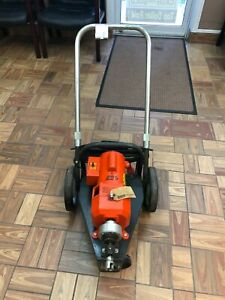 General Model 82 Commercial Professional Sewer Snake Drain Cleaner Machine