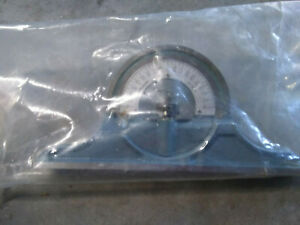Mitutoyo Combo Protractor level 180 301 Made In Mexico