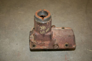 Ford Flathead 60 Hp Transmission Shifter Tower Oem 1937 1938 1939