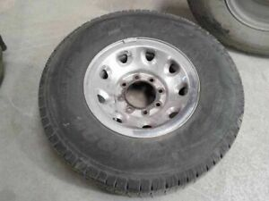 01 02 03 04 Ford F250 Super Duty 16 16x7 Spare Steel Wheel 9 Holes Tire