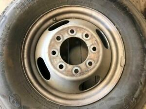 03 07 Silverado Sierra 3500 Used 16x6 1 2 Dually Steel Wheel 8 Lug No Tire 16