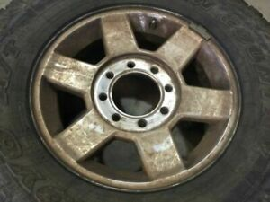 03 Dodge Ram 3500 5 9l 4x4 Used 17x8 Chrome 6 Spoke 8 Lug One Wheel