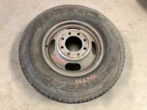 03 12 Silverado Sierra 3500 Used 16x6 1 2 8 Lug Dually Steel Wheel