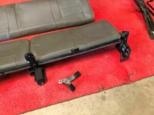 05 07 Ford F250 F350 Super Duty Used Super Cab Rear Leather Lariat Seat