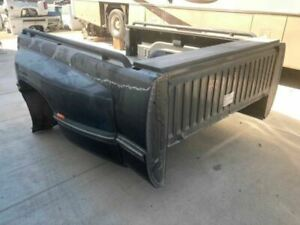 94 02 Dodge Ram 3500 Used 8 Ft Pickup Dually Bed Box W Lights