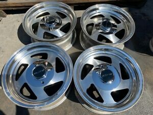 15 Wheels Rims Aluminum Alloy Mag American Racing Set 4 6x114 3 6x4 5