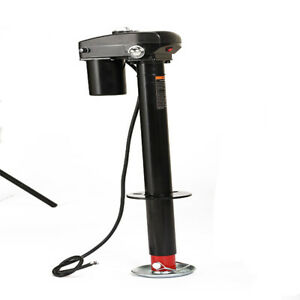 High Quality Hot 3500 Lbs New 18 12v Lift Capacity Electric Power Tongue Jack
