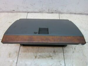 1998 2002 Isuzu Trooper Front Passenger Glove Box Storage Compartment Wood Trim
