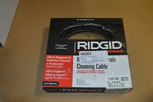 Rigid Replacement Drain Cleaning Cable Model 62270