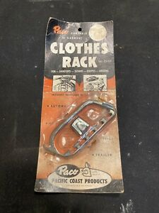 Nos 1930 s 1940 s 1950 s Gm Accessory Clothes Rack Hanger Chevrolet Chevy Bomb