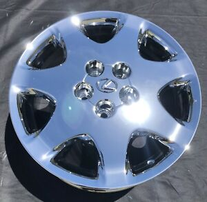 1 New Chrome 17 Lexus Oem Factory Wheel Rim Ls430 Ls400 74159