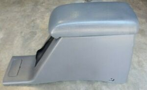 Oem 92 95 Honda Civic Eg Arm Rest Center Console Gray