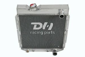 3 Row Aluminum Radiator For 1963 1966 Ford Mustang Falcon Mercury Comet At Mt V8