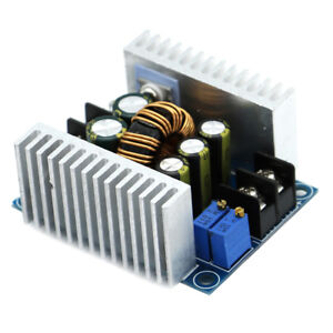 Dc dc Converter 20a300w Step Up Step Down Boost Power Adjustable Charger p