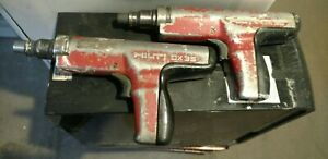 Hilti Dx35 25ca Powder Actuated Concrete steel Nail Gun 2 Total