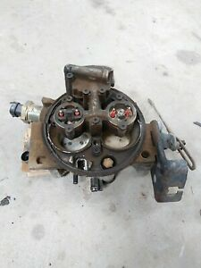 93 Chevy Gmc Truck Tbi Unit Throttle Body Injection 17093028 Oem 5 7 350