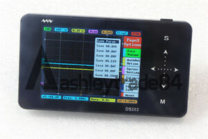 Arm Stm32 Ds202 Dso202 Dso Touch Nano Mini Pocket Digital Oscillo scope