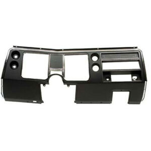 Chevelle Dash Face Plate Without Air Conditioning 1968 50 262048 1