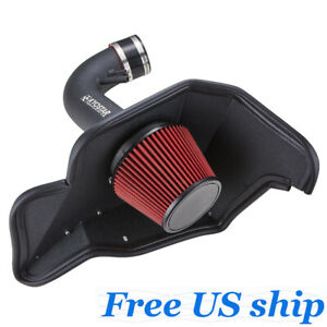 3 5 Intake Pipe Cold Air Intake System For 2015 2017 Ford Mustang Gt 5 0l V8