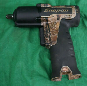 Snap On Ct761acm 3 8 Drive 14 4v Cordless Impact Wrench Bare Tool Only