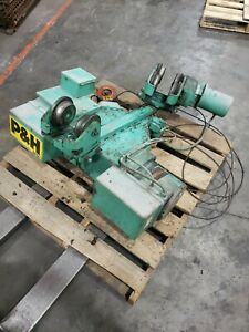 P h 2 Ton 3 Phase Hoist Motor Driven Trolley 17 Cable 23cs