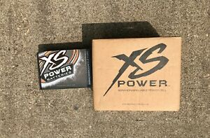 Xs Power Battery Agm Battery 16v Charger Combo Kit P N Xp1000ck1 Brand New