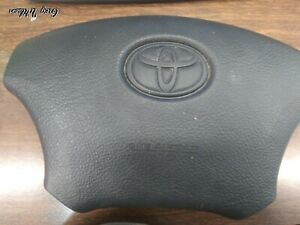 2005 2011 Toyota Tacoma Driver Side Steering Wheel Air Bag