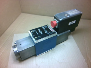 Rexroth 4wrse 10 E80 32 g24k0 a1v Proportional Valve R900552604 Reconditioned