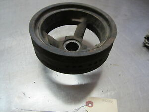 25j302 Crankshaft Pulley 2002 Chevrolet Silverado 1500 5 3