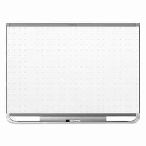 Quartet Prestige 2 Connects Magnetic Total Erase Whiteboard 72 X 48 Graphite