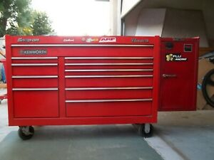 Snap On 11 Drawer Double Bank Classic Series Roll Cab 55 Loaded With Tools