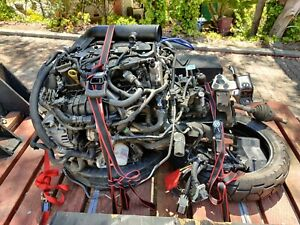 Fiesta St Complete Drivetrain Engine Transmission Fuel System And Turbo
