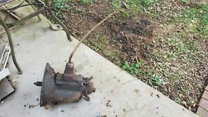 1937 Ford Flathead 3 speed Transmission Original Oem Early V8 Vintage Pickup
