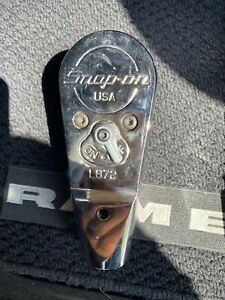Snap On L872 3 4 Drive Ratchet Head Made In Usa